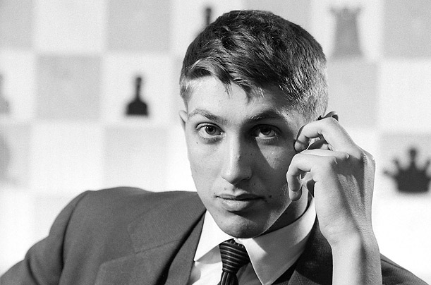 Bobby Fischer Photo by Richard Meek (Sports Illustrated)