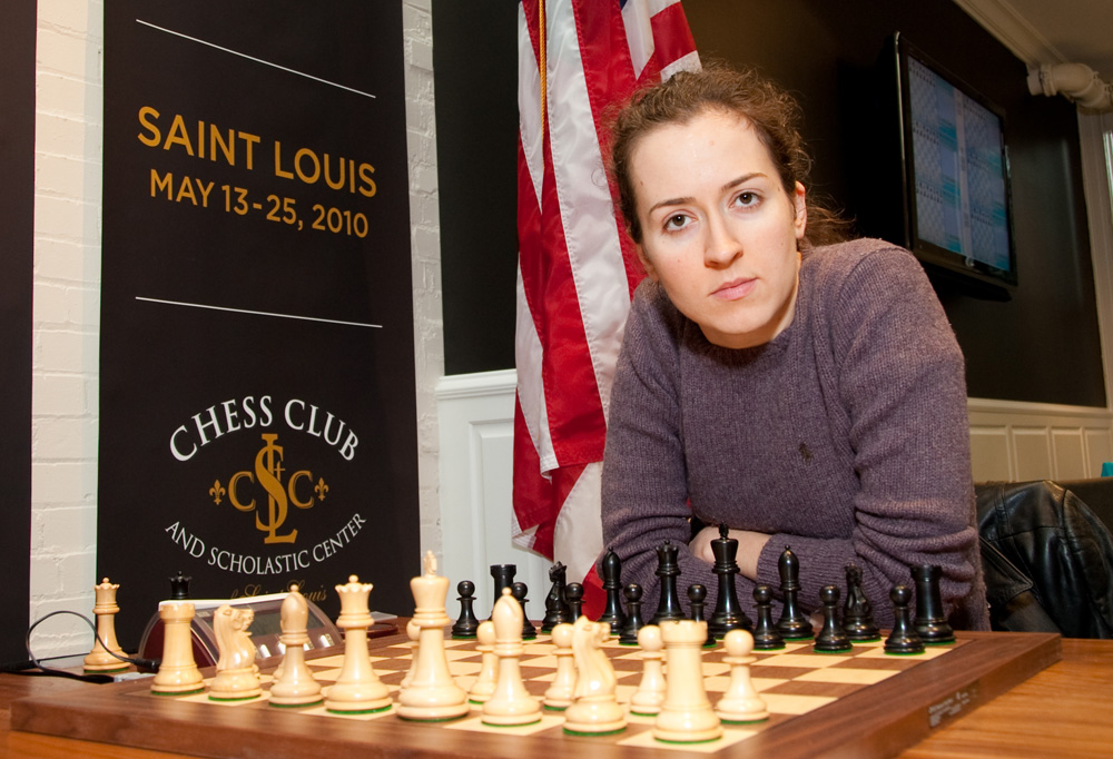 Irina Krush 2010 U.S Women Champion