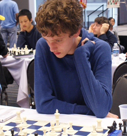 Jake Miller - 2010 Scholar-Chessplayer Award Recipient