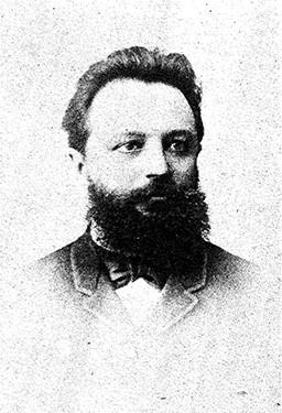 MIKHAIL CHIGORIN (TCHIGORIN)