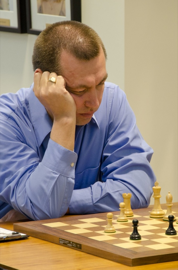 2011 U.S. Chess Champs Finals, Kamsky