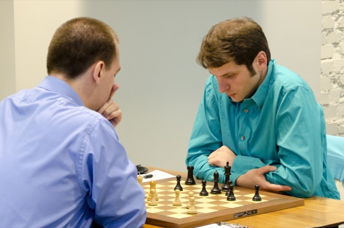 2011 U.S. Chess Champs Finals, Kamsky vs Shulman