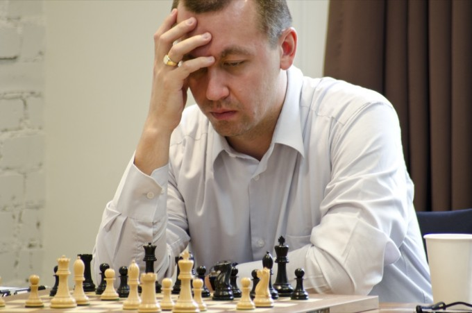 2011 U.S. Chess Champs Semifinals, Kamsky