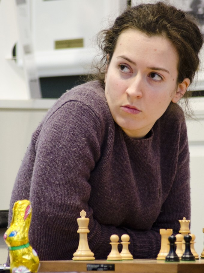 2011 U.S. Chess Champs Semifinals Rd 2 Playoffs, Krush