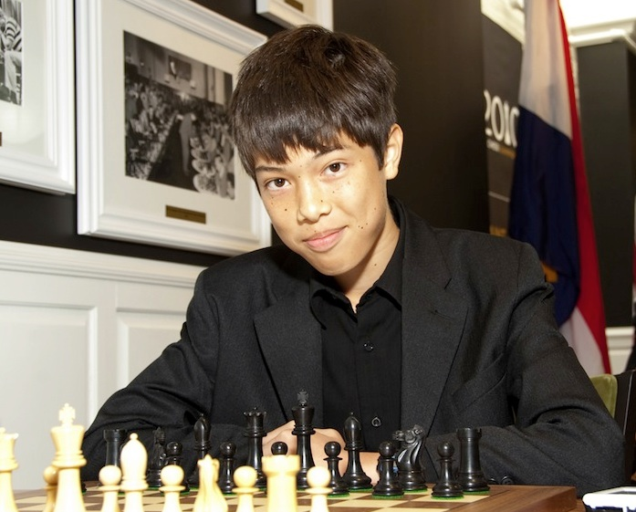GM Ray Robson, Photo Courtesy Saint Louis Chess Club
