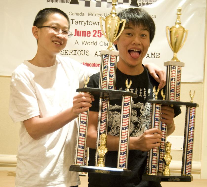 2011 NAYCC Winners