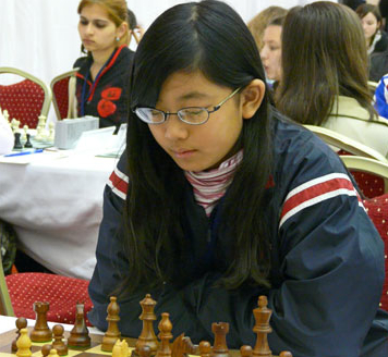 Sarah Chiang, Photo Chess Base
