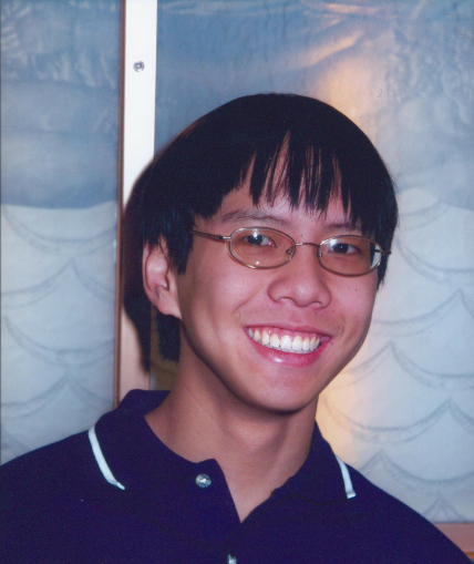 Joshua Mu, 2012 Scholar-Chessplayer Award Recipient