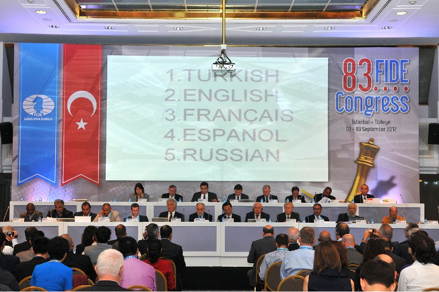 Fide general assembly the u s chess trust for Fide hotel istanbul