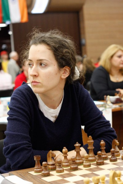 2012 WWCC, Irina Krush, Photo Courtesy Official website http://chess2012.ugrasport.com/