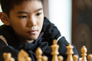 Jeffrey Xiong, Photo Courtesy of The Saint Louis Chess Club