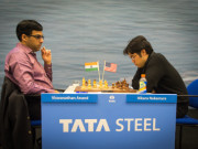 2013 Tata Steel Chess Tournament, Photo Courtesy Official Website www.tatasteelchess.com
