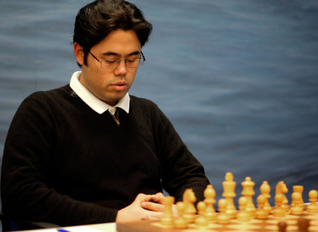Hikaru Nakamura, Day 6, 2013 Tata Steel Chess Tournament, Photo Courtesy Official Website www.tatasteelchess.com