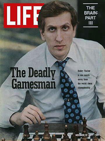 Life Magazine Bobby Fischer