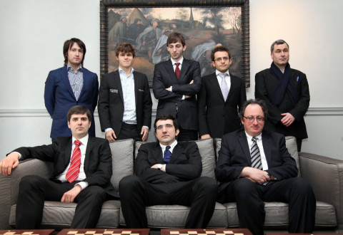 2013 FIDE Candidates Match, The Last Day, Photos courtesy FIDE.com