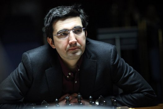 2013 Candidates Tournament, Kramnik, Photo Courtesy FIDE.com