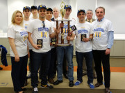 Webster University Final Four Chess Champion