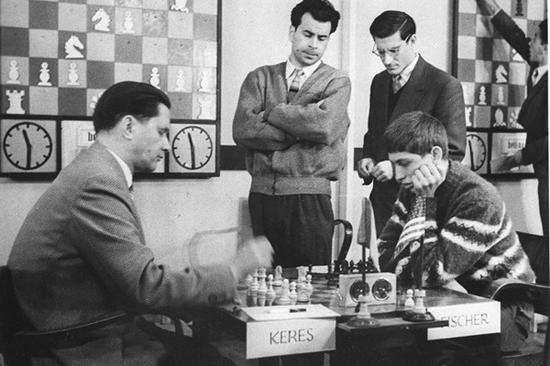 Keres and Fischer