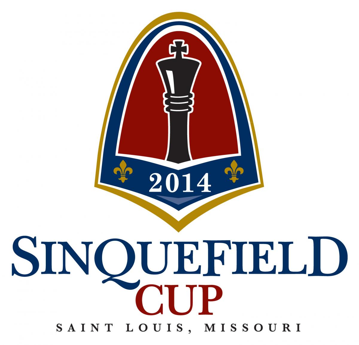 Sinq Cup logo with space