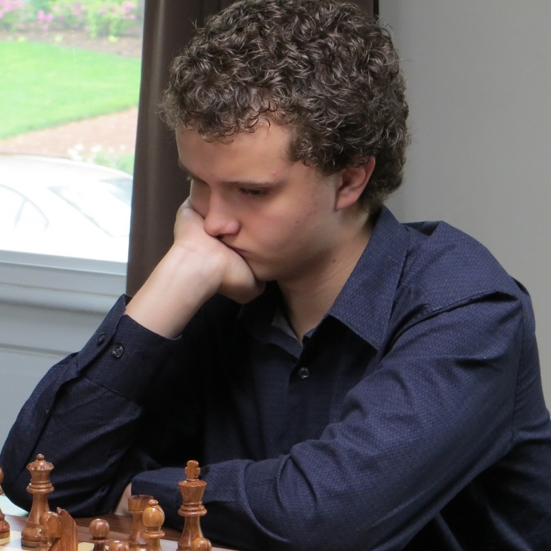 Kayden Troff, Image Courtesy of the Saint Louis Chess Club