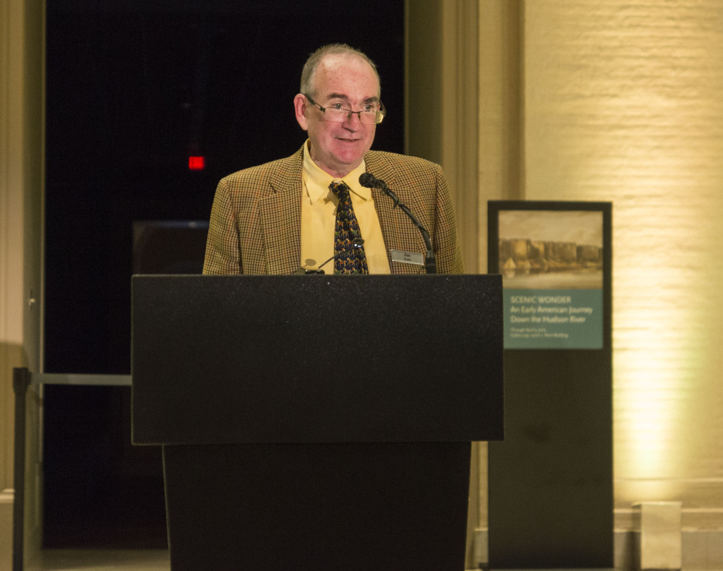 Chess Hall of Fame Induction Ceremony:  Jim Eade, President, US Chess Trust