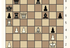 WHITE TO MOVE - MATE IN 3 / Adolf Anderssen vs G Lepge, Leipzig 1855 / W T Harvey /
