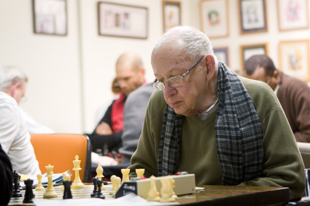 Harold Dondis Photo Credit: Boylston Chess Club, Herb Healy