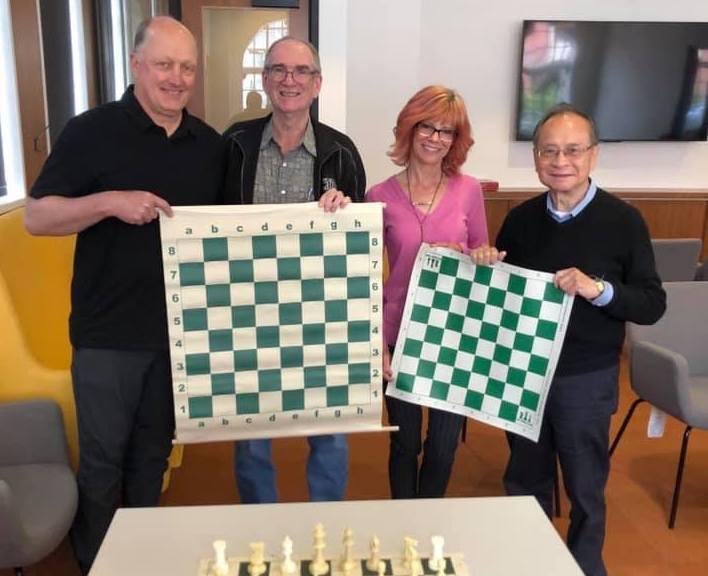 The U S  Chess Trust – A Charitable, 501(c)(3) organization